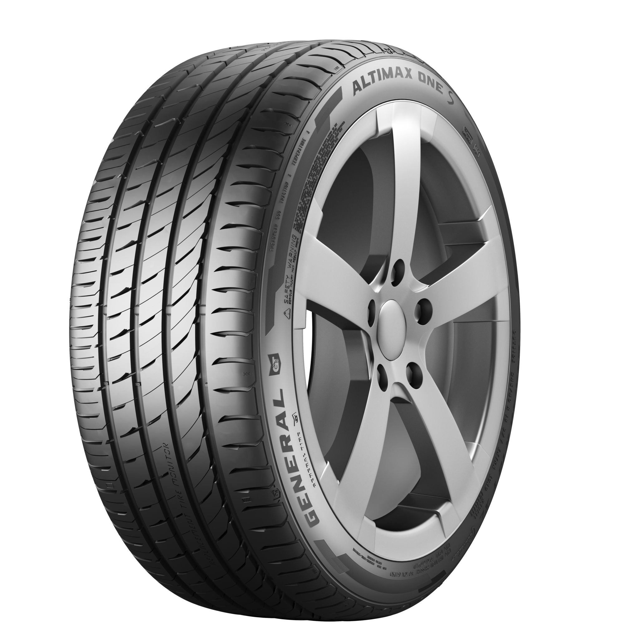 """General Tire Altimax One S available now in 15-20"""" sizes"""
