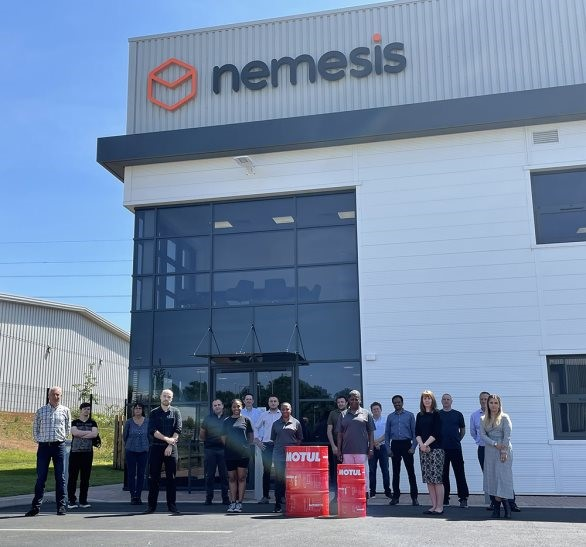 Nemesis joins Motul distributor network