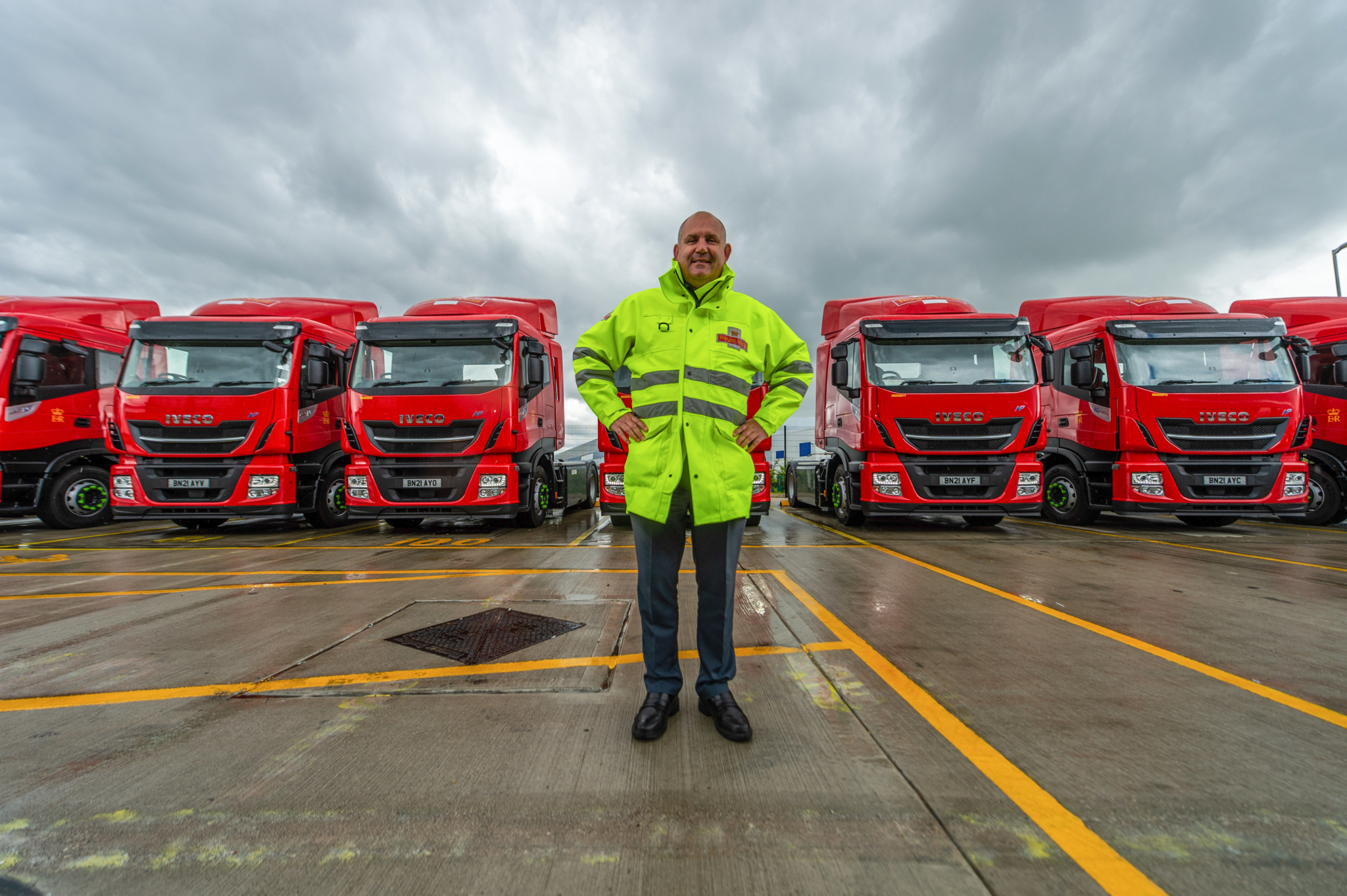 The UK's top 5 public fleets – tyre demand analysis