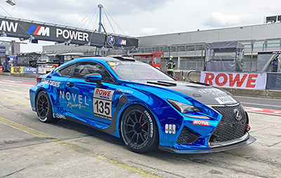 Toyo heading to the Nürburgring for 24 Hour Race
