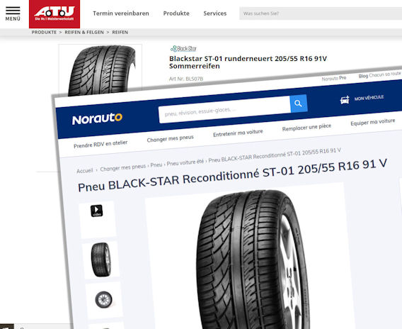 Bridgestone to sell car tyres retreaded at former plant site