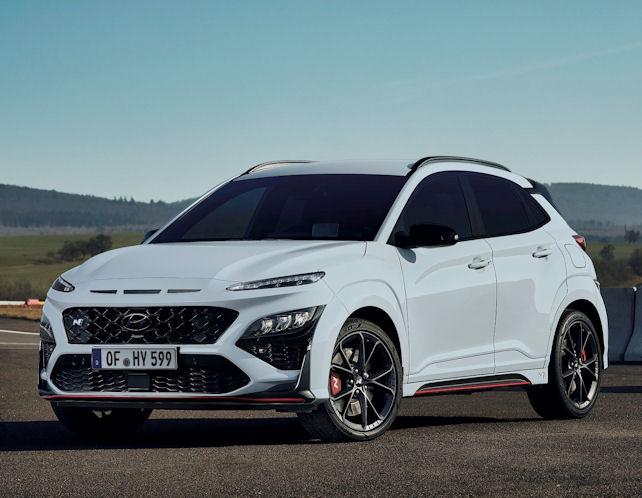 Hyundai chooses Pirelli for Kona N