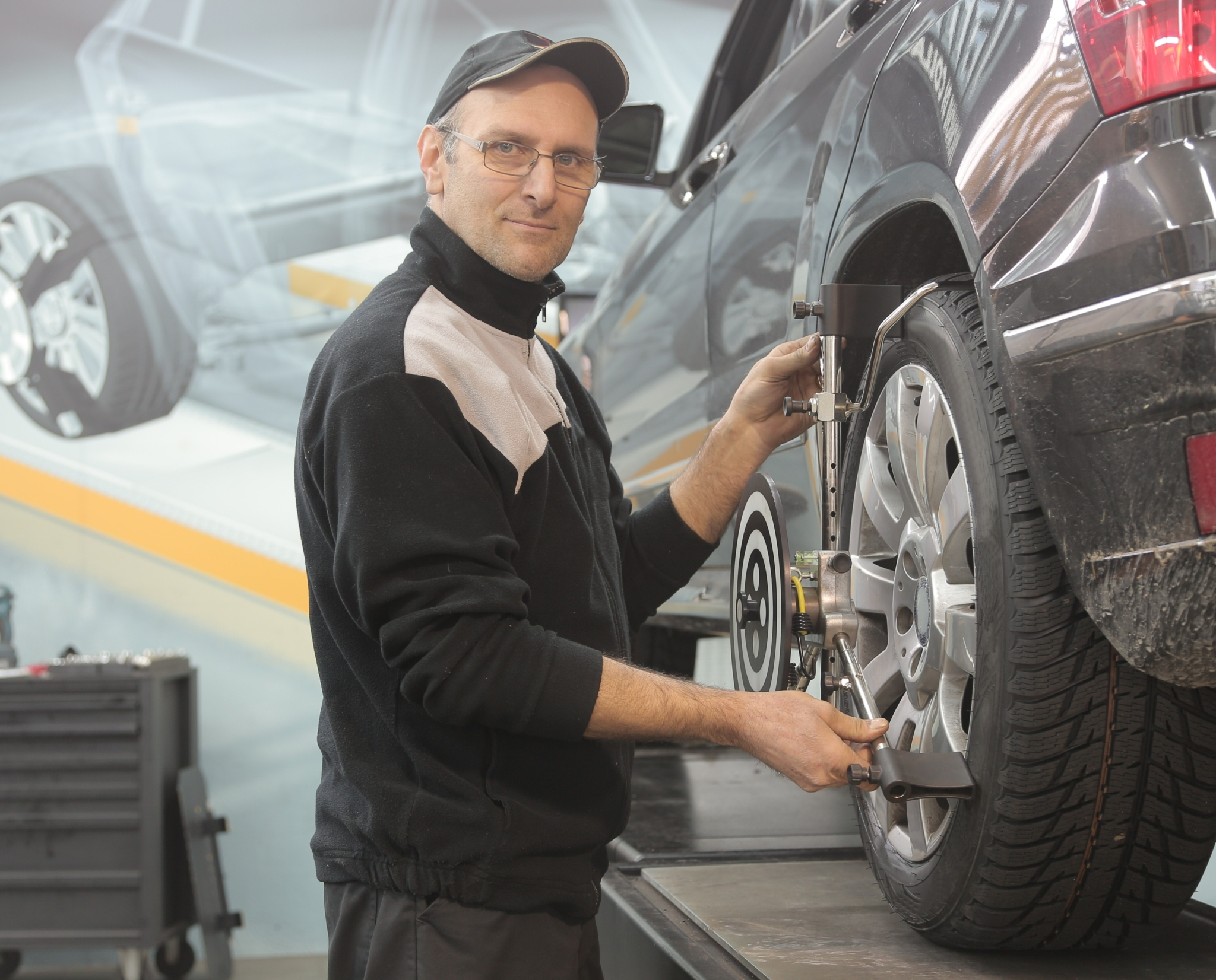Comment: Tyre fitters are here to stay