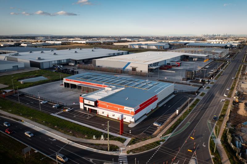 Bridgestone opens news tyre distribution centre in Australia