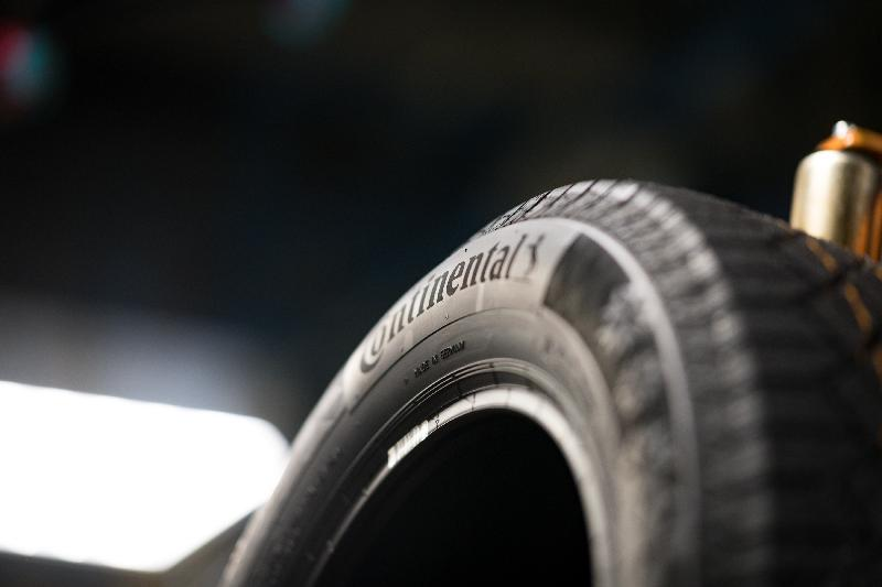 Continental to use recycled PET bottles in tyre production