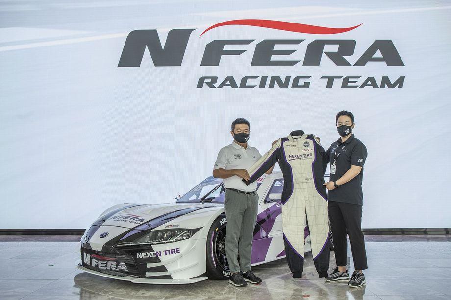 Nexen Tire launches N'Fera Racing Team