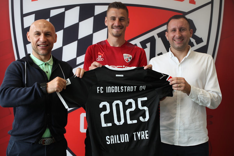 Football: Sailun becomes FC Ingolstadt's global tyre partner