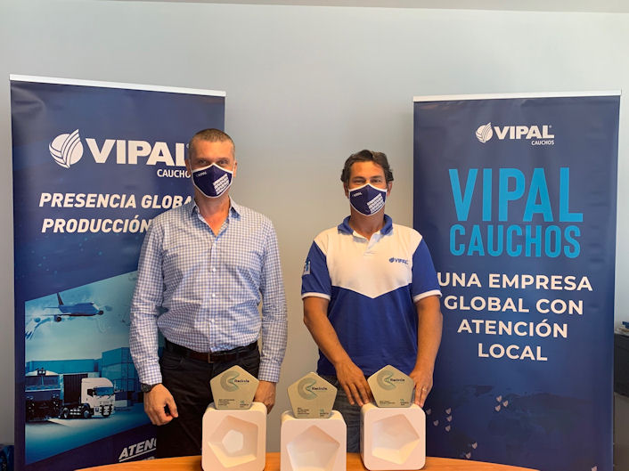 Vipal Europe now responsible for North Africa & Middle East markets