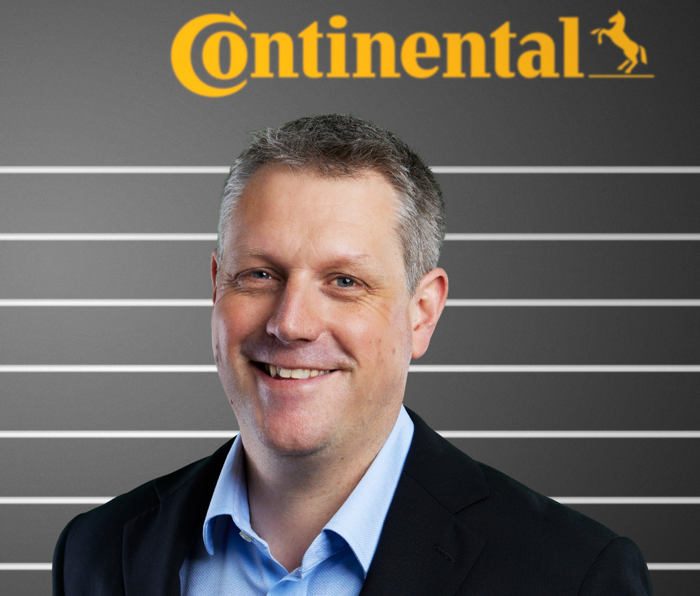 Continental appoints Pete Robb as marketing director