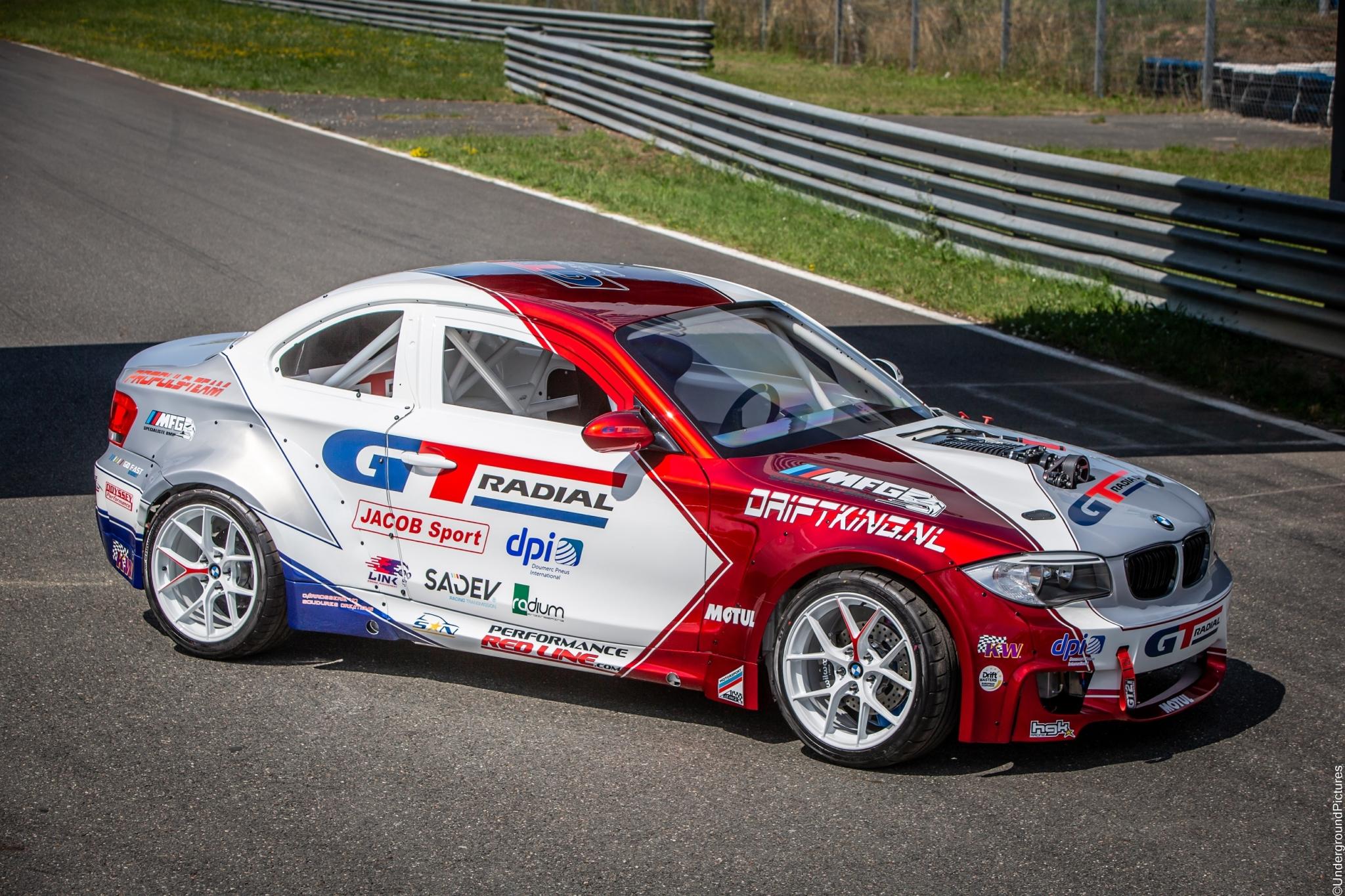 GT Radial-sponsored Boulbes defends Elite French Drift Championship