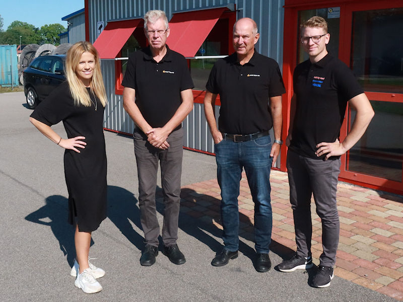 Safety Seal Sweden reorganises as Niso Tech AB