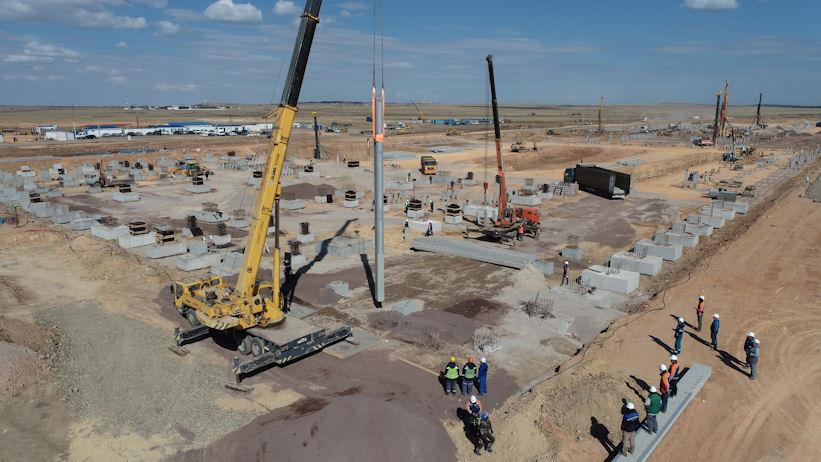 Work starts on Tatneft's JV plant in Kazakhstan