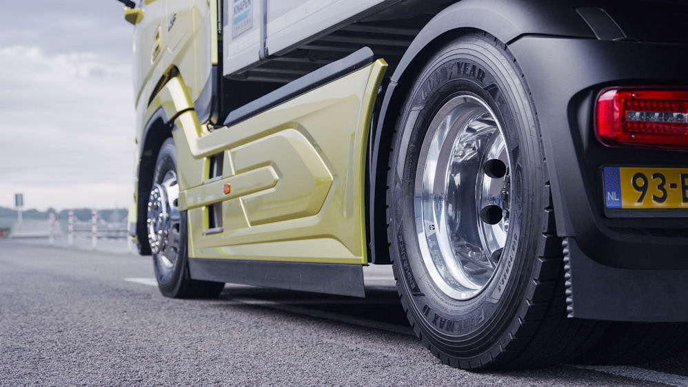 """Goodyear bringing low emission truck tyres to """"more places"""" with Fuelmax Endurance"""