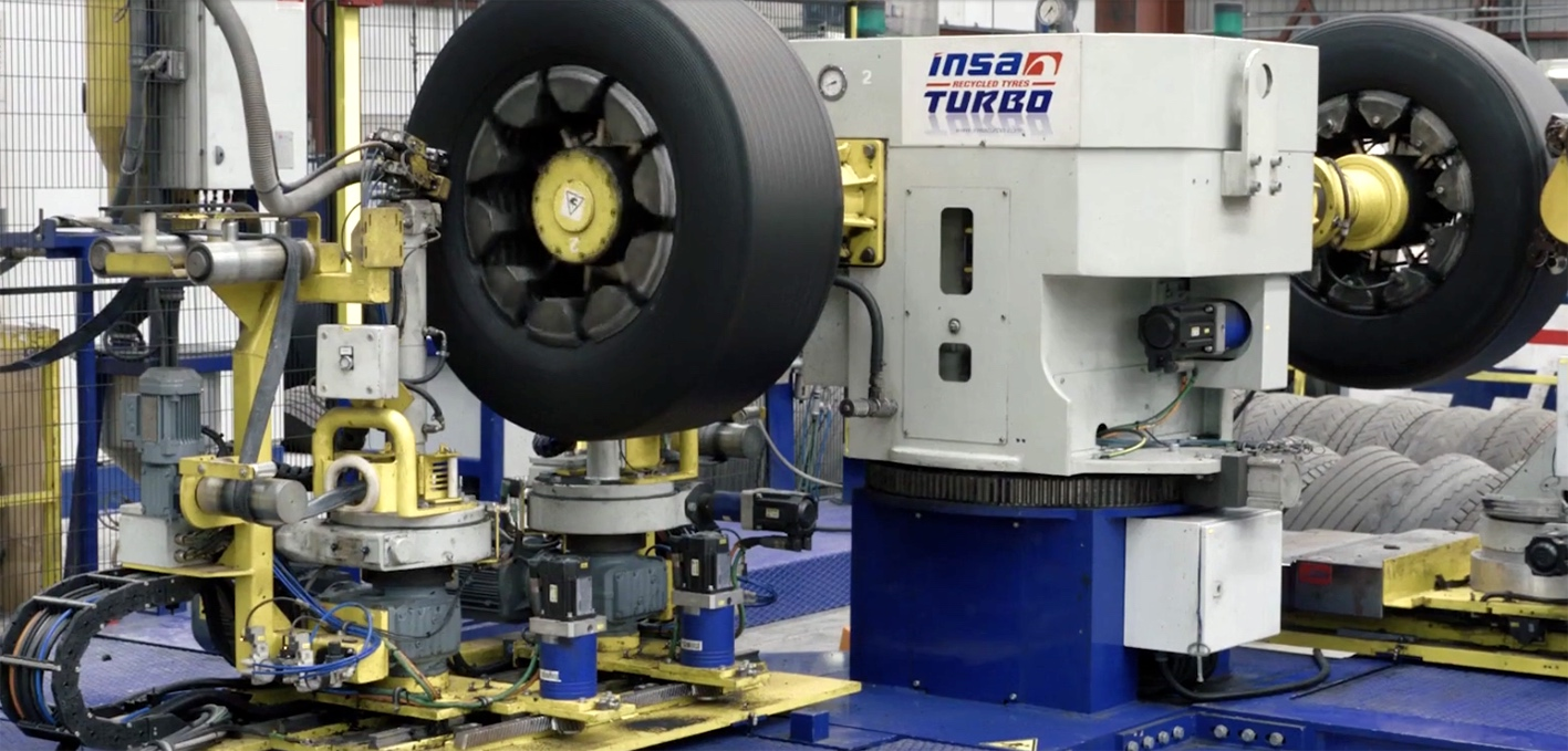 Insa Turbo to become Kraiburg-approved Recom retread manufacturer by 2022