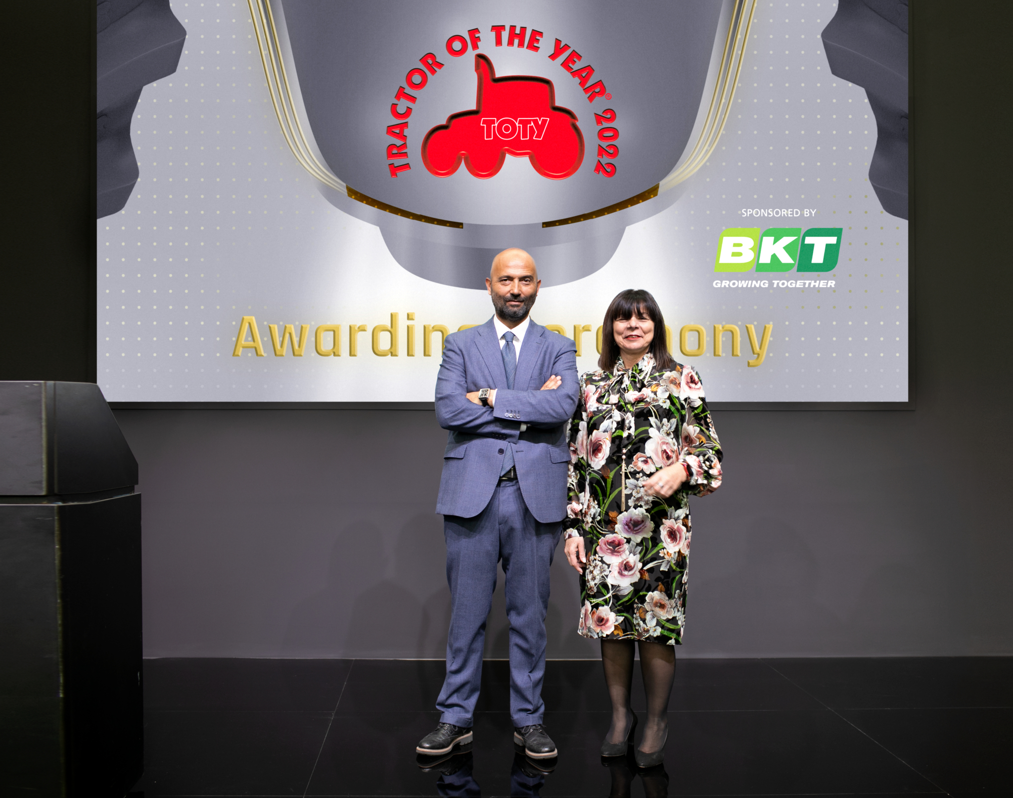 BKT-supported Tractor of the Year 2022 announces winners