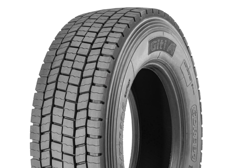 Giti expands Genesis retread range with next generation drive axle tyre