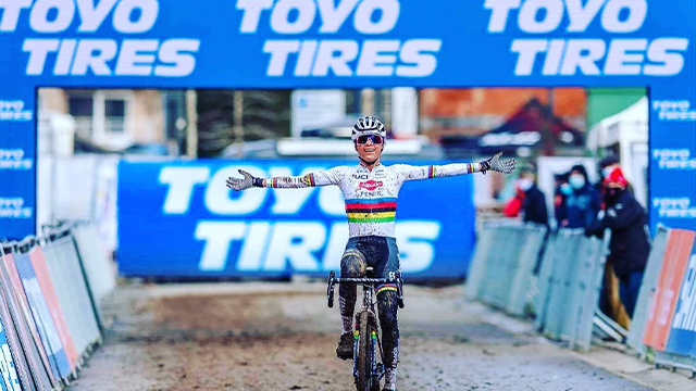 Toyo Tires continues as main partner of UCI Cyclo-Cross