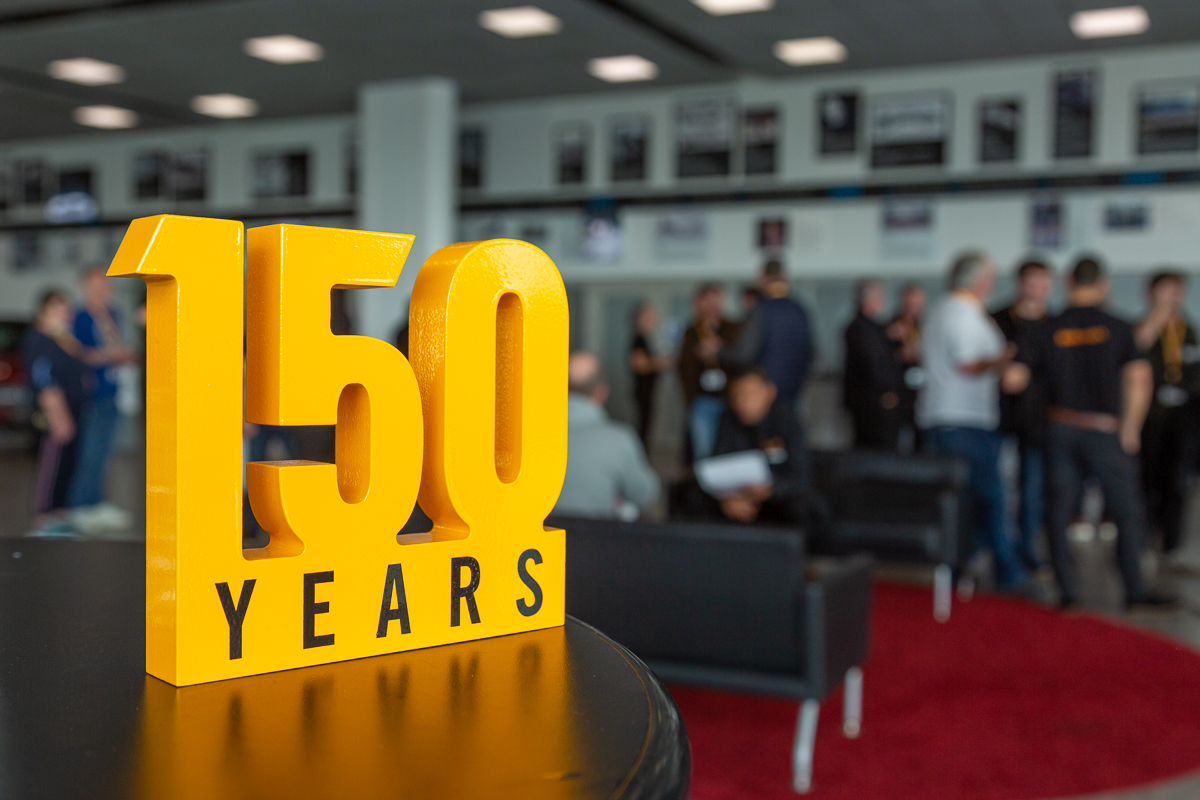 150 years of Continental: UK joins celebrations