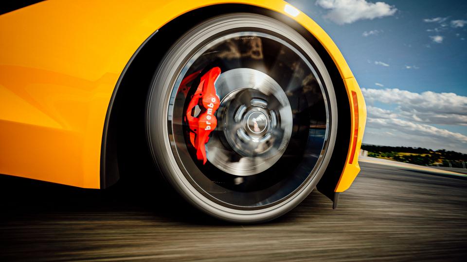 Brembo becomes Gran Turismo 7 technical partner