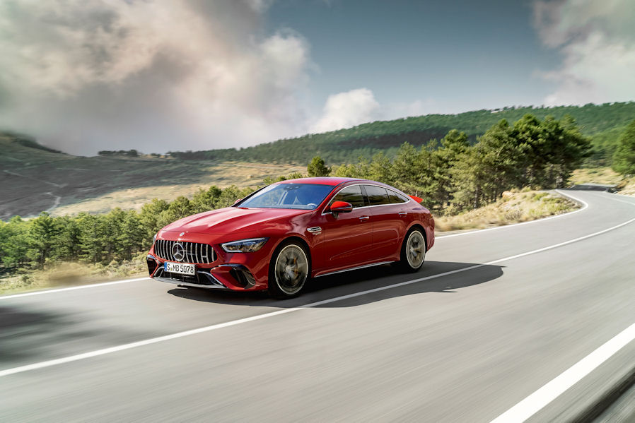 Continental tyres for Mercedes-AMG GT 63 S E Performance